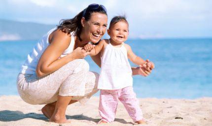 Bambini: pelle protetta dalle infezioni