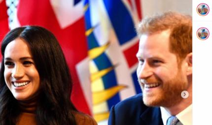 Harry e Meghan: primo compleanno solidale per Archie