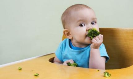 Visualizzare per familiarizzare con frutta e verdura