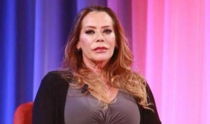 Barbara De Rossi: due taglie in più a causa del progesterone