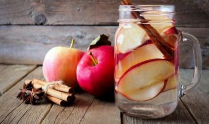 Cannella e mele antiche: in forma anche così