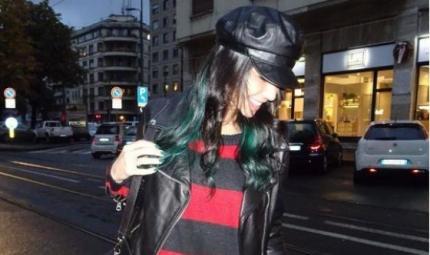 Chiara Biasi: tre cambi colore in meno di due mesi