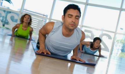 Una clinica che prescrive lo Yoga