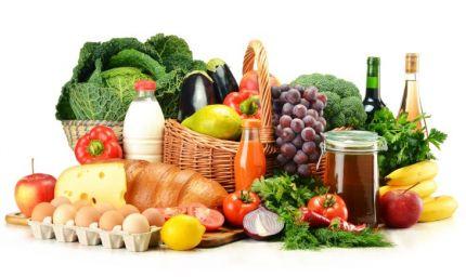 Colori a tavola per vivere sani