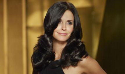 Courteney Cox: la beauty routine dei capelli dopo i 40