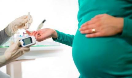 Diabete in gravidanza: si può evitare il cesareo?