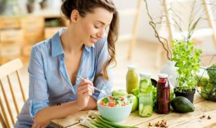 La salute delle donne dipende da quello che mangiano