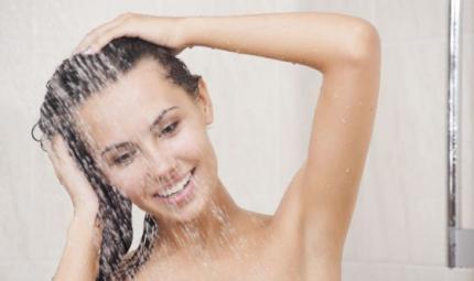 Prodotti sotto la doccia