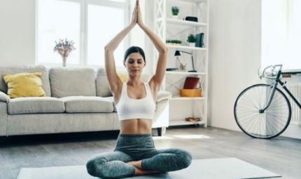 Uno Yoga Drishti per il nuovo anno
