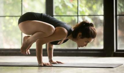 L'equilibrio nello yoga