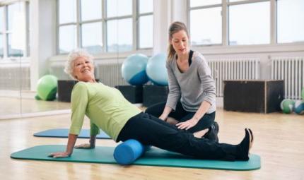 Il Pilates è sicuro per chi abbia l'osteoporosi