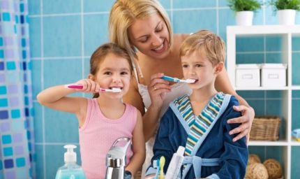 L'igiene orale si impara a scuola