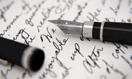 L'ipertiroidismo rende la calligrafia più nervosa