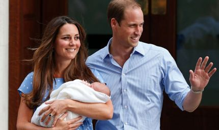 Kate e William alla prova pannolini