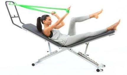Wellback system, l'attrezzo per tonificare il corpo