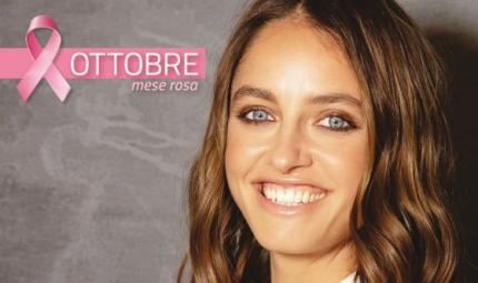 Matilde Gioli nuova testimonial LILT