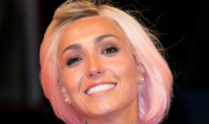 Balivo sul red carpet: ecco perché ho scelto i capelli rosa
