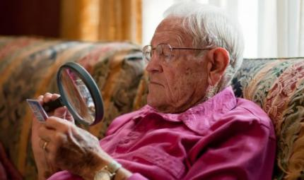 Patologie oculari: la degenerazione maculare senile