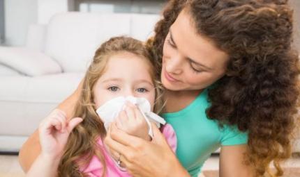 Gola, naso e orecchie: i rimedi dolci per i bambini