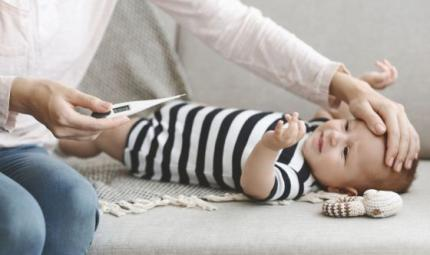 Malattie dell'infanzia: la sesta malattia