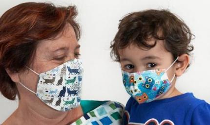 Mascherina per i bambini e comportamenti corretti