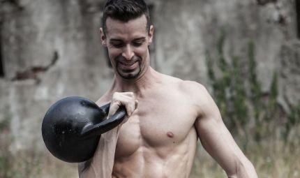 5 motivi per allenarsi con i kettlebells
