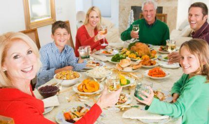 Natale a tavola: mangio più sereno se...