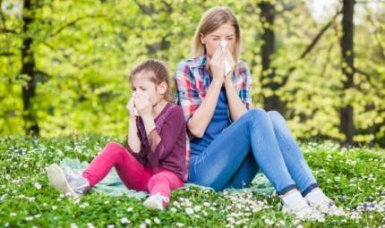 Probiotici alleati contro le allergie da polline