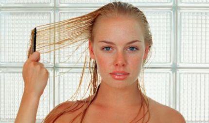 Prodotti per l'assottigliamento dei capelli