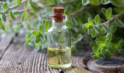 Olio essenziale di maggiorana, per stomaco e cuore
