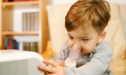 Aerosol terapia in pediatria