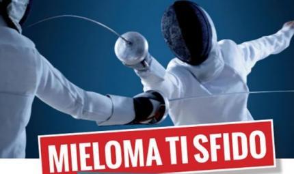 Aldo Montano sfida il mieloma