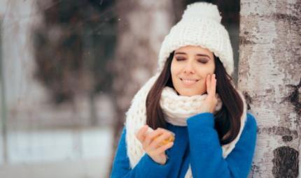 Difendere la pelle dal freddo invernale