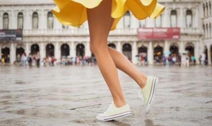 Fuori le gambe! Perfette in 5 step