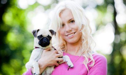 Pet-therapy: coccolare i cuccioli per combattere lo stress