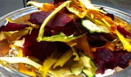 Pout pourri di verdure