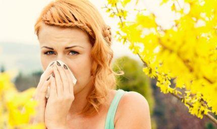 Primavera in arrivo: è tempo di allergie