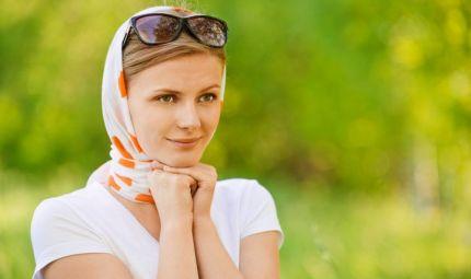 Programma di bellezza per la pelle malata