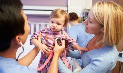 Pronto soccorso: dolore senza rimedio per 2 bambini su 3