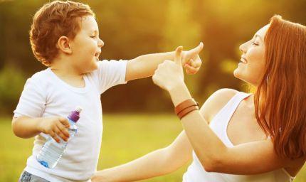 La salute dei bambini è nelle nostre mani... saranno buone?