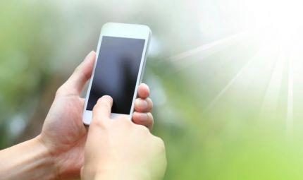 Salute della pelle: arriva l'app anti raggi UV