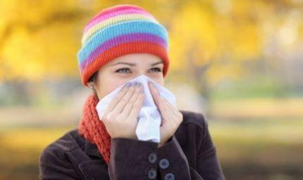 Semplice raffreddore o allergia?