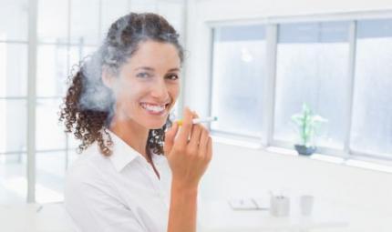 Sigaretta elettronica: uno studio evidenzia nuovi pericoli