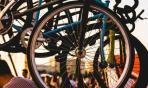 Il cervello si comporta come una ruota di bicicletta