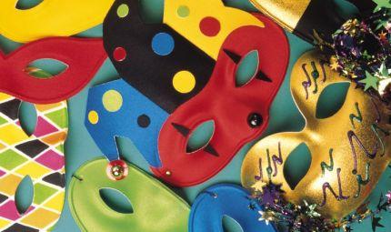 Smascherare i rischi per un Carnevale in sicurezza