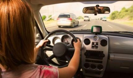 Partenze in auto, attenzione alla postura