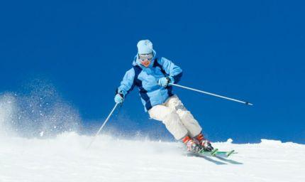 Sugli sci senza rischi