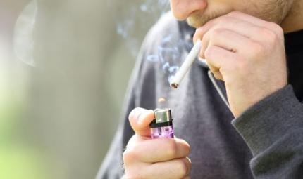 Pandemia e sigarette