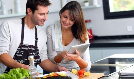 Le passioni degli italiani? Tecnologia e cibo