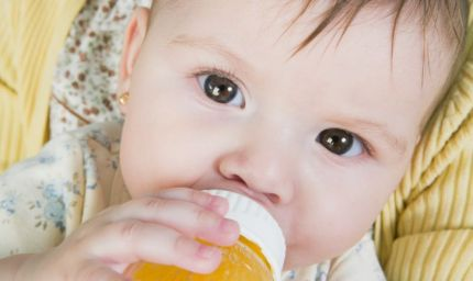 Tisane di finocchio: vanno bene per i bebè?